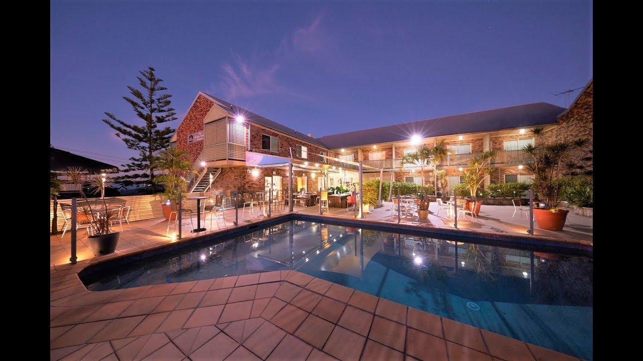 Best Western Gregory Terrace - CBRE Hotels