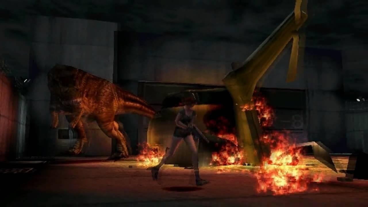 Risultato immagini per dino crisis t rex