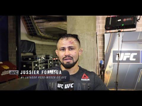 """UFC Nashville: Jussier Formiga - """"Cejudo, eu estou aqui. Não fuja"""""""