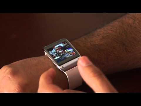 Samsung Galaxy Gear, completo review en español