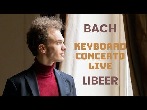 Julien Libeer - J.S. Bach - Concerto in F minor BWV1056 (Largo)
