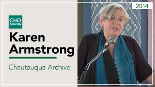 Karen Armstrong - Religion and the History of Violence