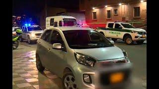 Con las manos en el volante: en persecución policial cogen a ladrones de carros – Ojo de la noche