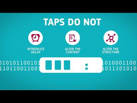 Taps Vs. SPAN: Taps Provide Full Visibility Into Network Data