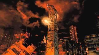 Resident Evil 6 - Jake Gameplay - Airplane Crash Site