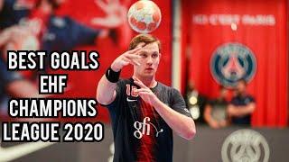 Best Of Sander Sagosen ● Best Goals In Ehf Champions League ● 2020