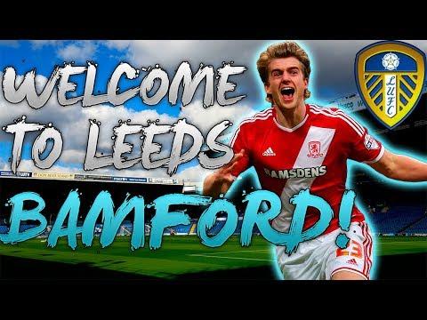 Patrick Bamford - Welcome to Leeds   Goal Highlights (HD)