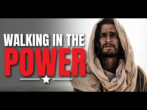 WALKING IN THE POWER Feat. Billy Alsbrooks (New Powerful Christian Motivational Video HD)