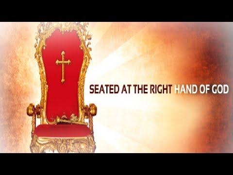 The human Messiah seated at the right hand of God: Psalm 110 3 - YouTube