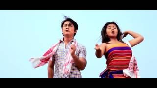 New Assamese Song 'Moi Jakoi Buwa Suwali '   Hajong Kachari Video   Amrita & Viv HD