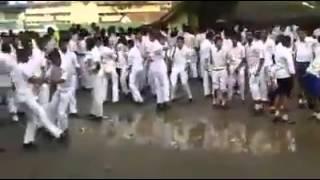 ආතල් දන්න නියම පොඩි උන් සෙට් එකක් - Sri Lankan School Boys Funny Dancing