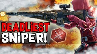 The ONLY Sniper Left That Kills With 1 Body Shot in Destiny!