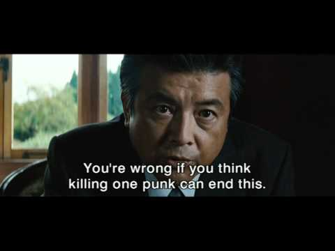 OUTRAGE by Takeshi Kitano - Trailer
