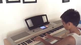 hungarian rhapsody no. 2 - liszt (keyboard cover by bayu)