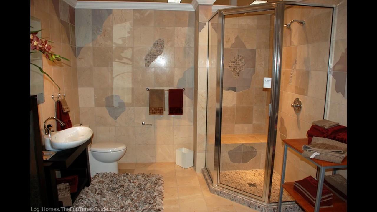 Ideas de dise o de azulejos de ducha de ba o youtube - Azulejos para ducha ...