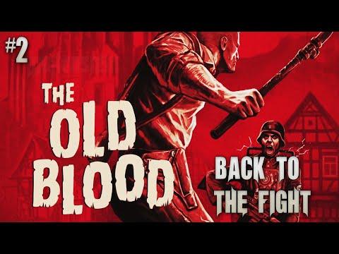 Wolfenstein The Old Blood #2 Den Of Wolves, Killer Bots