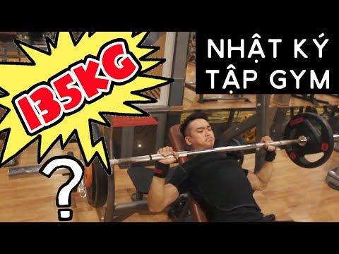 download Nhật Ký Tập Gym tập 1    JONGRAK CÓ THỂ NÂNG �ƯỢC 135KG???