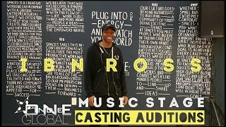 Ibn Ross - @NTSUSA presents @IndieONEGlobal Music Stage Casting (Take 3)