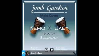 Jamb Question (Male Version)