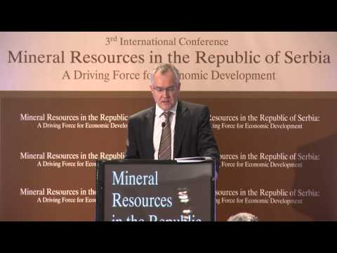 Mining contributions to regional development - Pekka Orpana