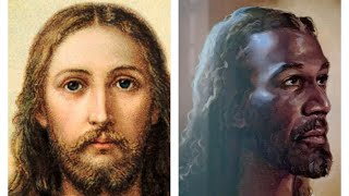 Jesus Christ is not white OR black.