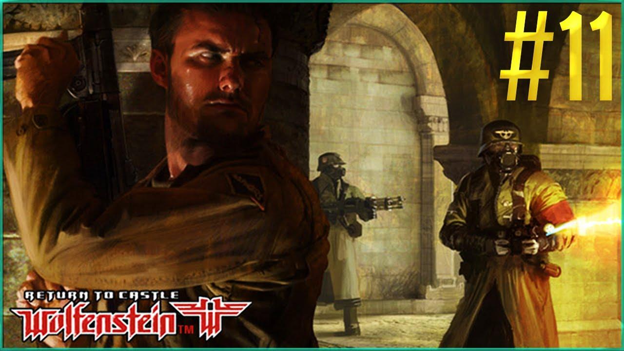 Return To Castle Wolfenstein - Forest Compound