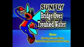 Bridge Over Troubled Water - [Karaoke Version]