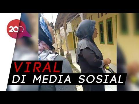 Emak-emak Sebut 'Kawin Sejenis Sah' Jika Jokowi Menang