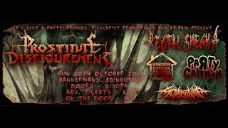 Prostitute Disfigurement (NL) - Live at the Bannerman