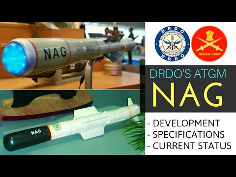 NAG Missile - All Updates About NAG ATGM Missile | DRDO NAG Current Status (Hindi)