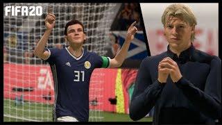 BECOMING THE GOAT!! FIFA 20 CAREER MODE - #5 EURO 2020!!