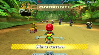 [20/02/19]MARIO KART 8 DELUXE COMPETITIVO: MT vs IS | 6vs6 CLAN WAR (Friendly)