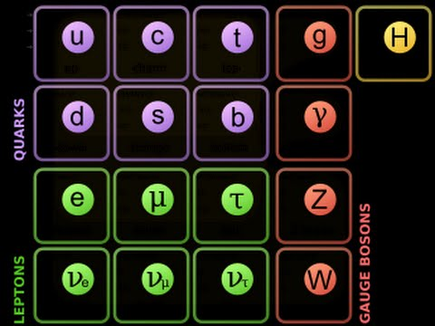 Particle physics || introducing fundamental particles. - YouTube