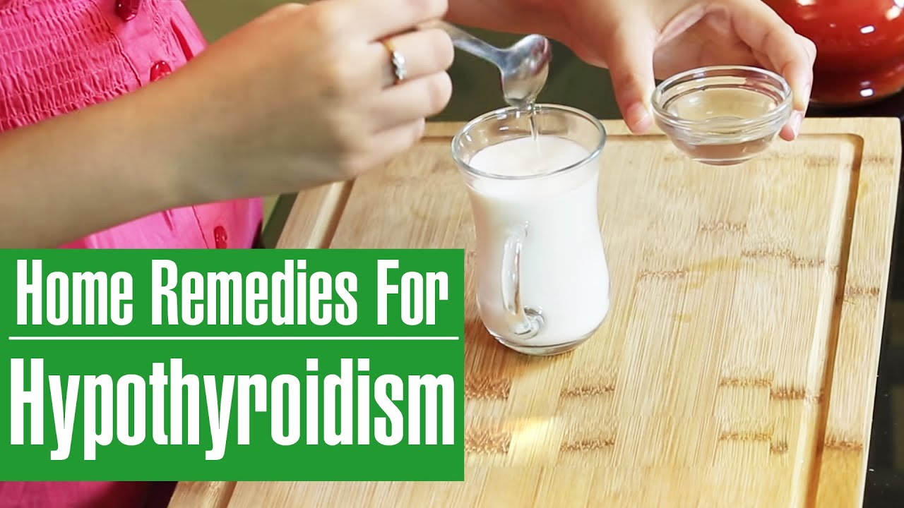 Natural Remedies To Cure Thyroid