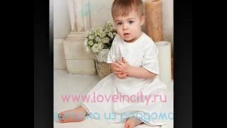 Все самое необходимое для крестин новорожденного