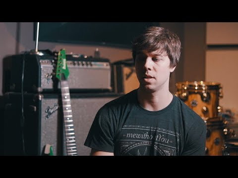 August Burns Red - In The Studio With JB...