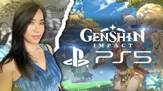 Genshin Impact - Découverte de la version PS5