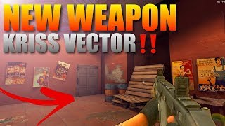 Critical Ops Update 2019 New Silenced Weapon Kriss Vector‼️