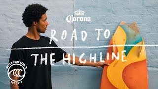 Road to the Highline, Presented by Corona & WSL