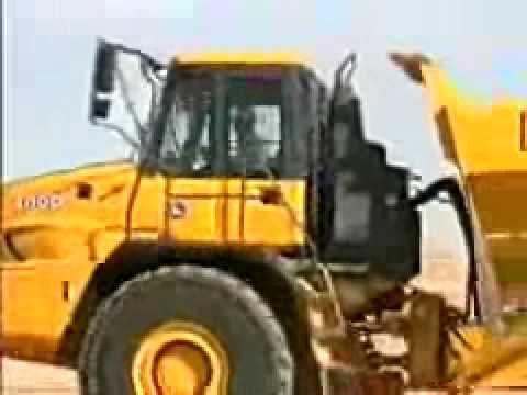 Articulated Dump Truck John Deere RDO Equipment Co