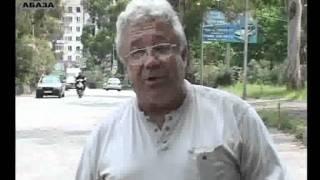 видео Колоннада на набережной Сухума