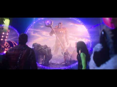 Guardians Of The Galaxy-Guardians Meet The Collector