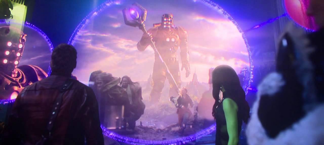 Celestial - Guardiões da Galáxia
