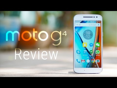 Moto G4 Full Review - Confused!