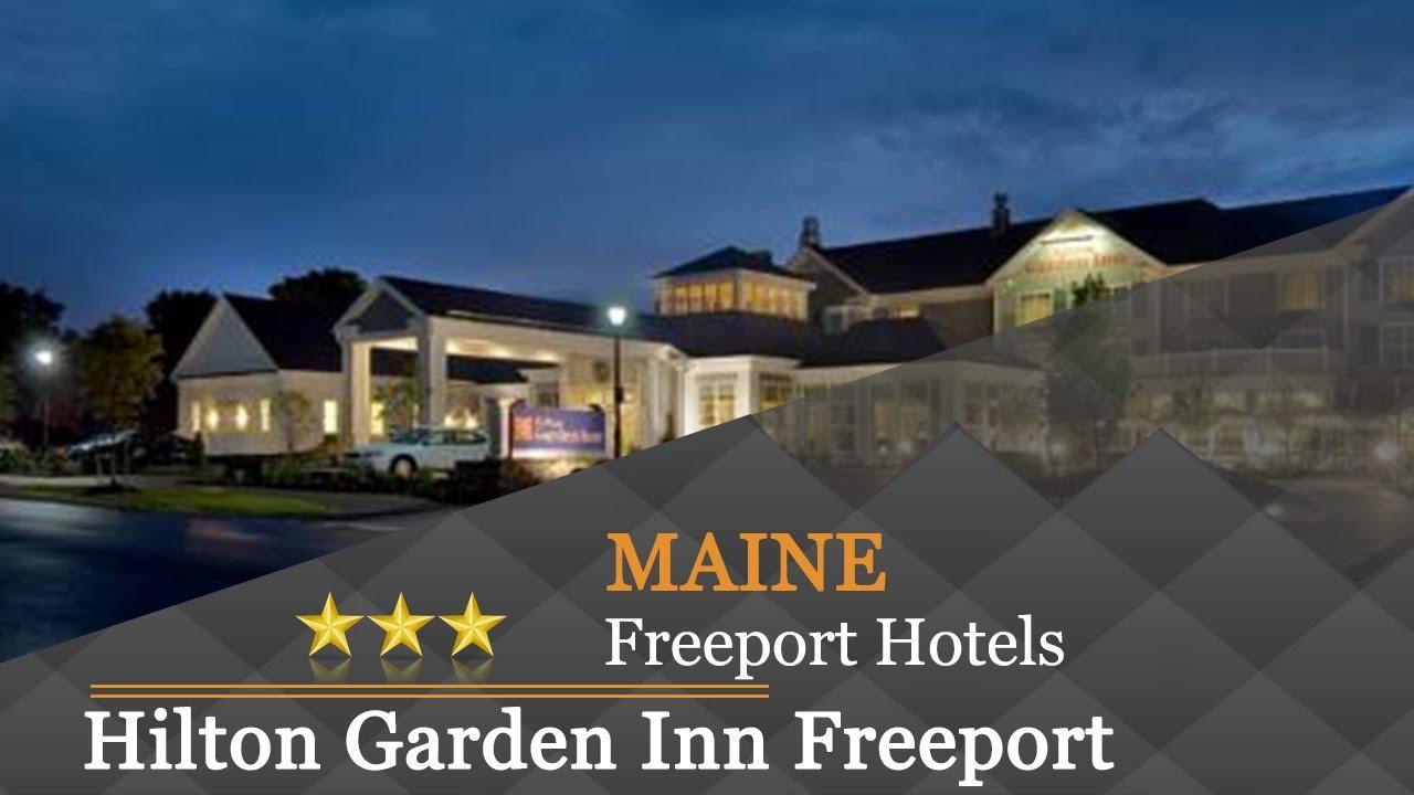 Hilton Garden Inn Freeport Downtown Hotels Maine