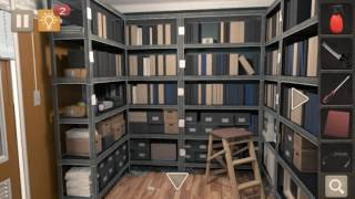 Spotlight Room Escape White Collar Walkthrough