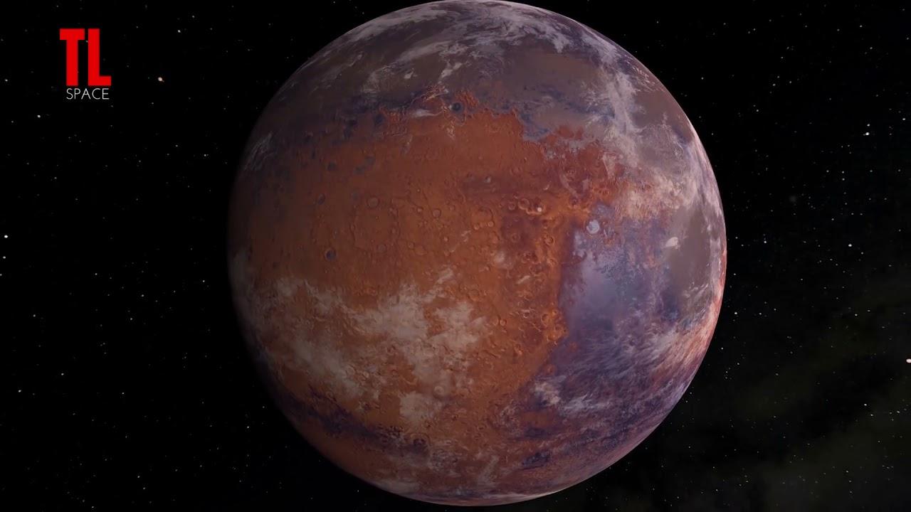 Cientistas Revelam uma surpreendente descoberta em Marte