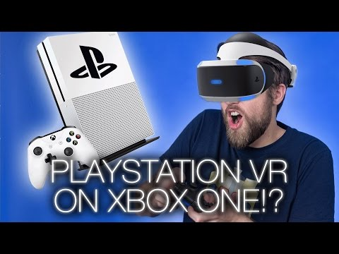 PSVR on Xbox One, AMD drops Gaming Evolved app, RX 485 / 475 /465