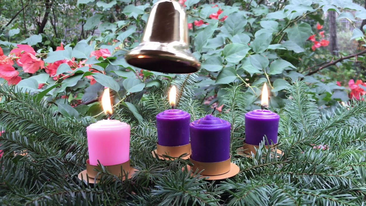 Walking with John the Baptist - The Third Sunday in Advent
