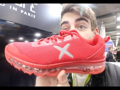 THESE SNEAKERS ARE NOT ALLOWED IN THE UNITED STATES...?!?!